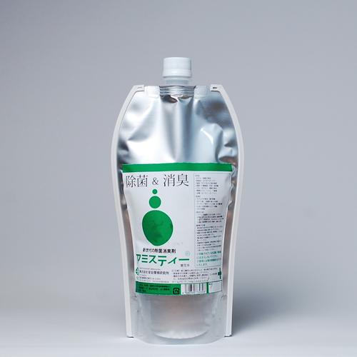 アミスティー®衛生水 1L・アルミパック